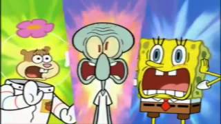 SpongeBob SquarePants - Boom Boom Pow [AMV]