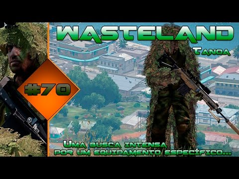 Arma 3 Wasteland #70 - A busca pelo PLD