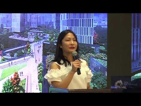 Asia CEO Forum Clark USEC Karen Jimeno