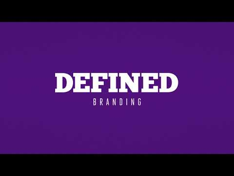 Defined Branding Ident Animation 2