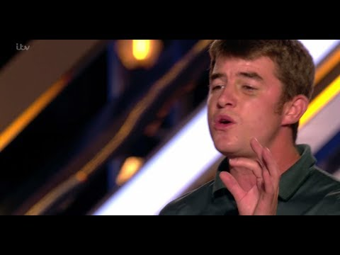 Anthony Russell: He Starts Off Nervous But Impresses Everyone   Auditions   The X Factor UK 2017