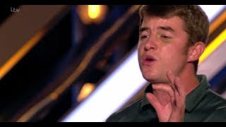 Anthony Russell: He Starts Off Nervous But Impresses Everyone | Auditions | The X Factor UK 2017
