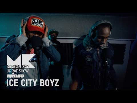 UK Rap Show: Ice City Boyz (Freestyle)