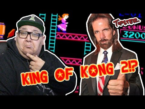 KING OF KONG 2 CURRENTLY IN THE WORKS!?
