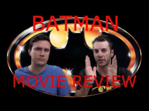 Batman '89 - Movie Review