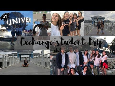 exchange student trip pt.1 - Universal Studios |AUSLANDSJAHR USA 2017/18