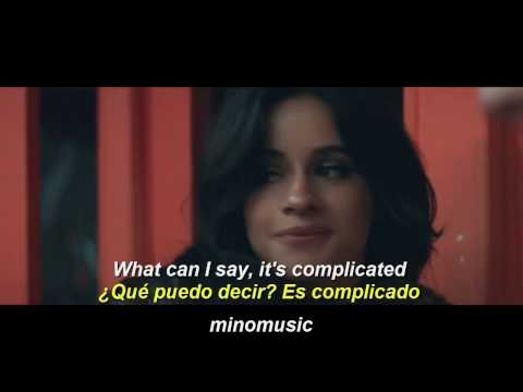 Bad Things - MGK, Camila Cabello (Lyrics - Sub. Español, Official Video)