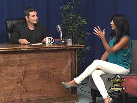 Late Night With Johnny P  Carla Facciolo VH1 Mob Wives