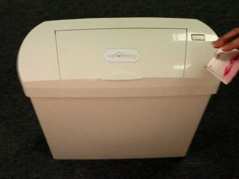 WellBeing Automated Feminine Hygiene Disposal Service