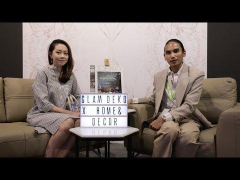 Bicara HOMEDEC bersama Zaznuriah Zahir
