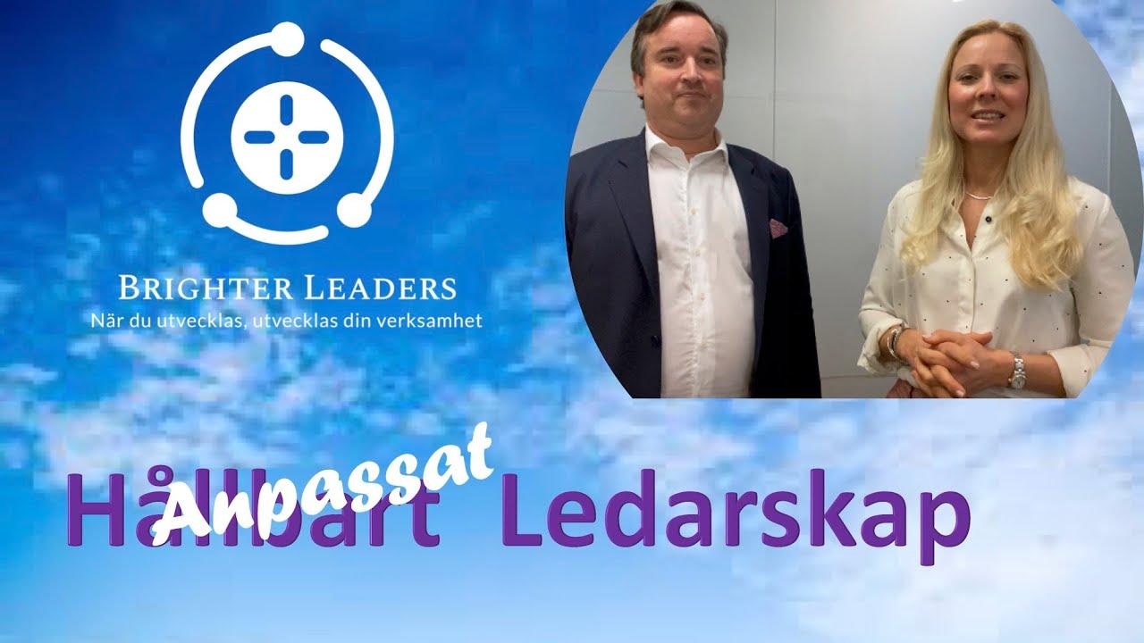 Anpassat ledarskap
