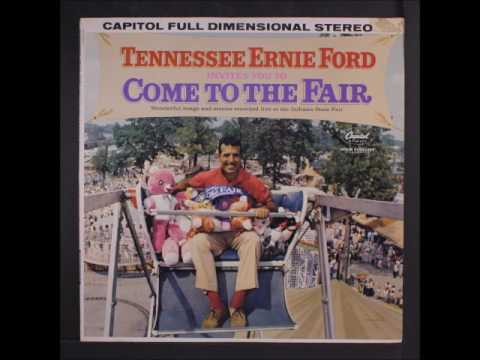 Tennessee Ernie Ford - Tennessee Waltz - LIVE