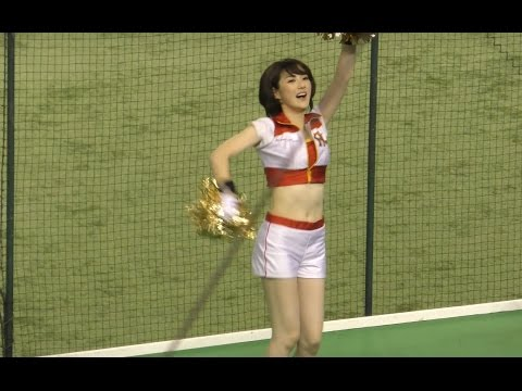 【4K】very hot Japanese cheerleaders Toyota Motor Corporation