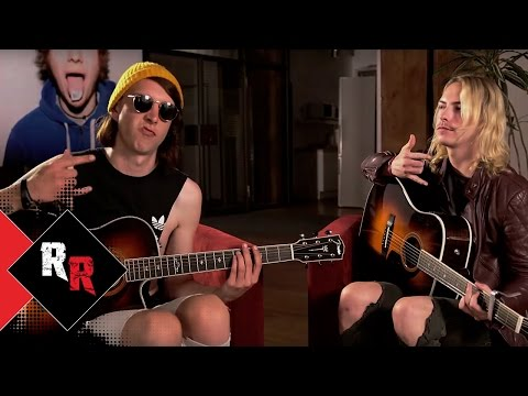 The Hunna - Bad For You (Acoustic Session)
