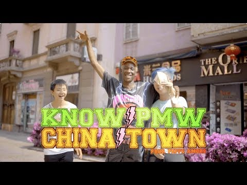 Knowpmw - Chinatown (prod. Peppe Amore)