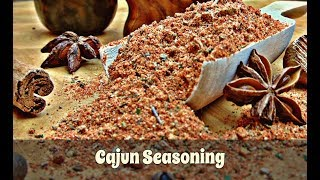 How to Make Cajun Seasoning - A Basic Blend For True Cajun Flavours | Episode 109