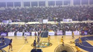 Lady Eagles in Davao Alyssa Valdez Highlights