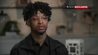 21 Savage Describes His Arrest