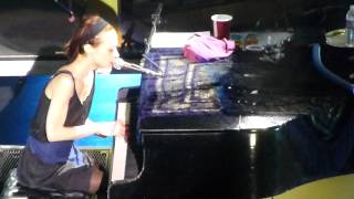Shadowboxer by soulful Fiona Apple 2012 Idler Wheel Tour