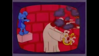 Щекотка и царапка-The Itchy & Scratchy Show!!!   24