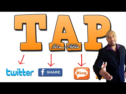 How to share (FACEBOOK VIDEO) on The Advert Platform: TAP