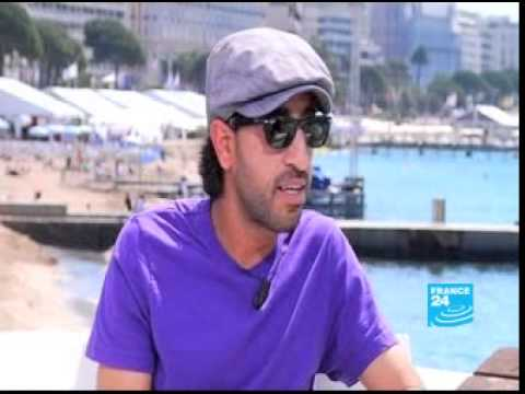Interview France 24 Ihab Jadallah Festival Cannes - مقابلة فرانس ٢٤ مع ايهاب جادالله مهرجان كان