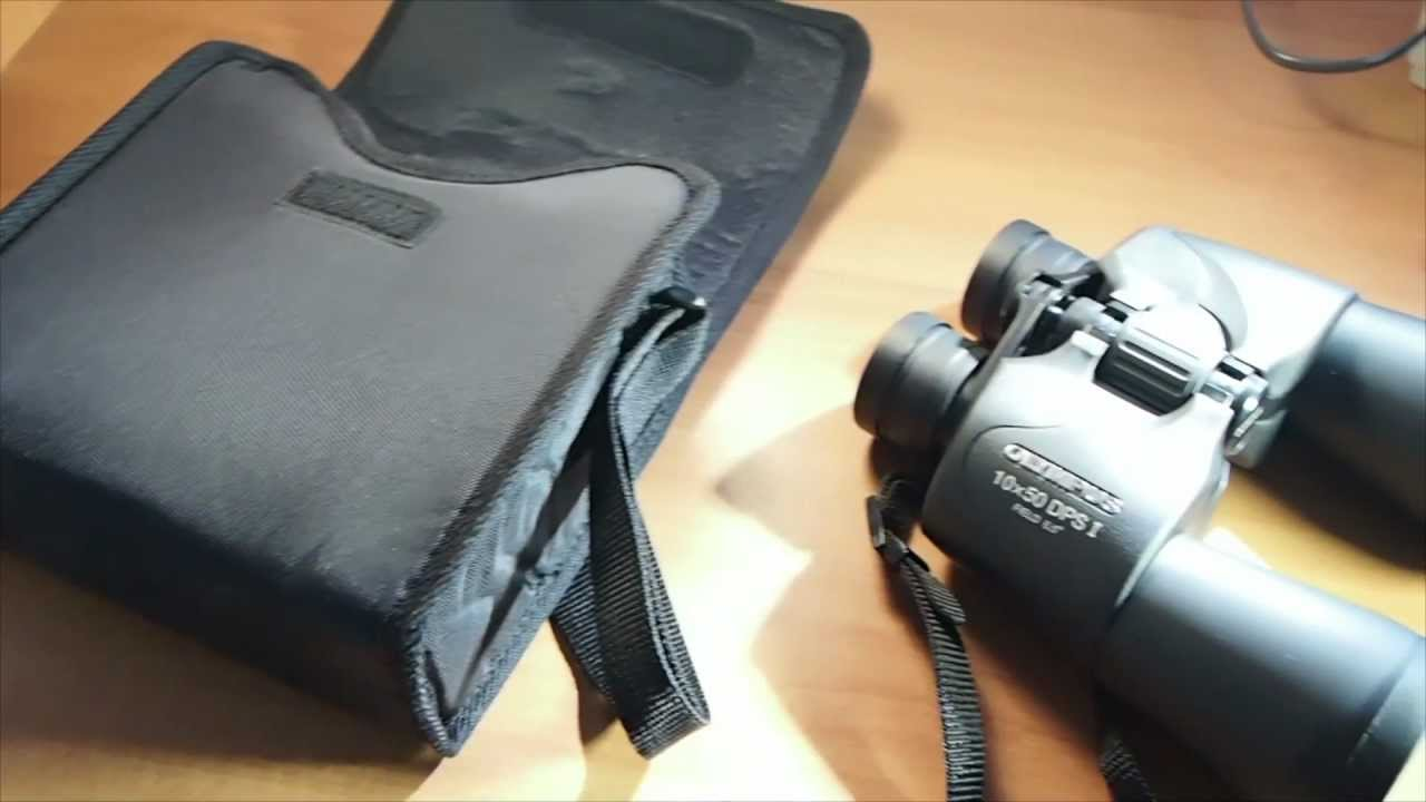 Olympus dps i binoculars review youtube