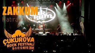 Zakkum - Hatıran Yeter | Çukurova Rock Festivali 2018