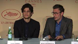 Cannes : Hazanavicius présente