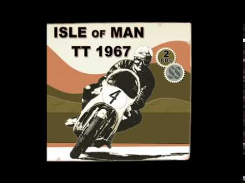 Isle of Man TT 1967 - 250 race - Audio CD