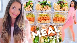 HEALTHY MEAL PREP for FAT LOSS