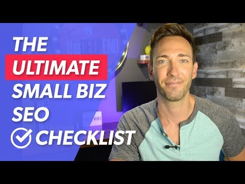 SEO for Small Business: The Ultimate Checklist For Success