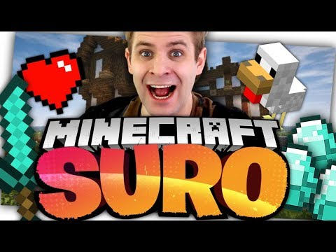 Lasst das Training beginnen!- Minecraft SURO Staffel 0 Folge 1
