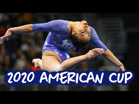 Gymnastics 2020 American Cup Highlights