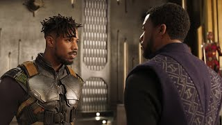 'Black Panther' is No. 1 for 5th straight week