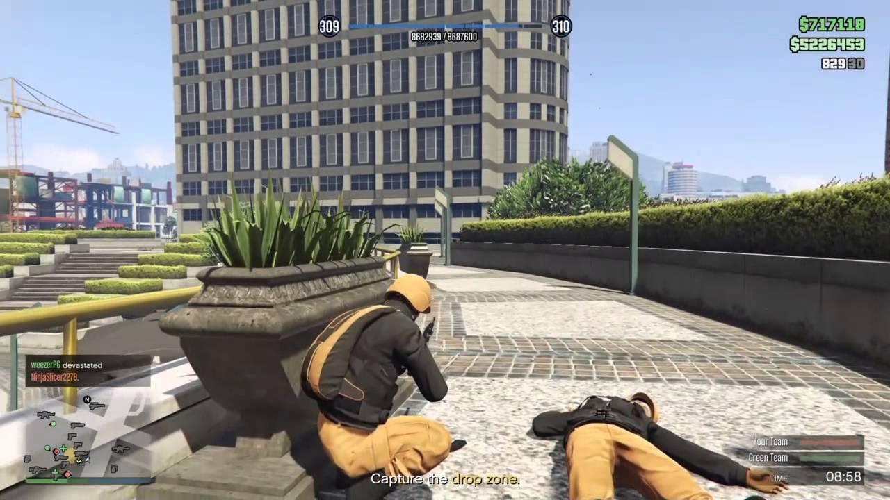 <b>GTA</b> <b>5</b> guide: Deathmatch tips for GTA <b>Online</b> - VG247