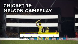 CRICKET 19 IPL & 20-20 | TAMIL LIVE GAMEPLAY | ROAD TO 8K FAMILY | NELSON