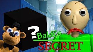 "FNAF Plush – Baldi's Basics ""Baldi's Secret!"""