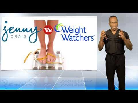 Dr Gene JamesJenny Craig vs Weight Watchers
