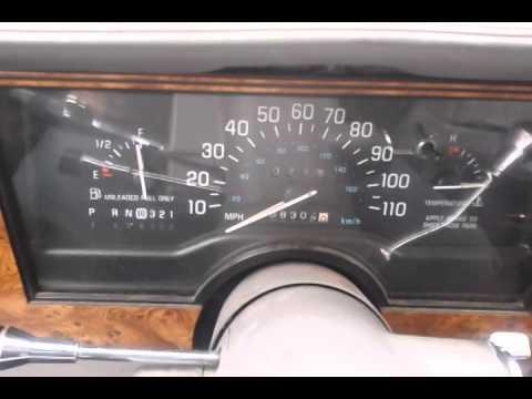 1990 Buick Century Problems 1 - Buick Century Speedometer Issues - 1990 Buick Century Problems 1