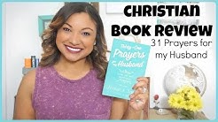 Christian Book Review | 31 Prayers for my Husband