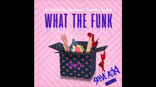 Oliver Heldens Ft Danny Shah What The Funk Steve Aoki Remix