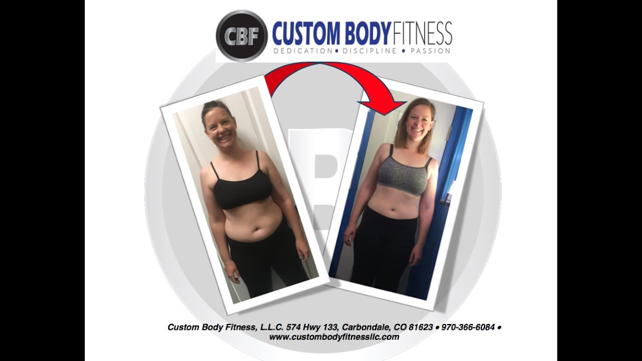 Amazing Body Transformation: Weight Loss Is Possible In 6 Weeks!