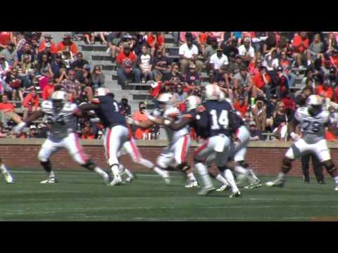 Auburn Football ADay Highlights