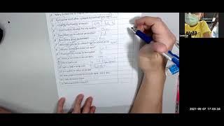 Publication Date: 2021-05-07   Video Title: #英文呈分考試 #Proofreading 2