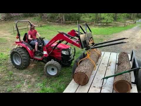 Repeat Mahindra 1526 Tractor Review by SunnySlope Homestead