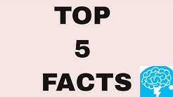Top 5 FACTS on mental health