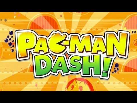PAC-MAN Dash! Gameplay IPad App - CrazyMikesapps