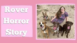 Dog Sitter Horror Story
