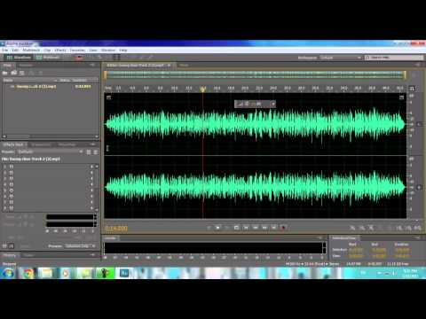 [Tutorial 1/5] Hướng dẫn cài đặt Adobe Audition CS5 và VST by vethe2